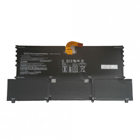 SO04XL Battery 38Wh / 4950mAh 7.7V Pack for HP Spectre Pro 13 G1