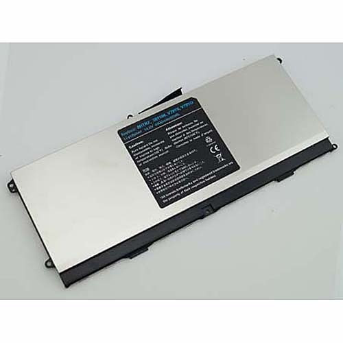 0HTR7 0NMV5C NMV5C 075WY2 Battery 64WH/8Cell 14.8V Pack for Dell XPS 15z L511Z