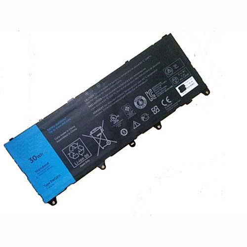 0WGKH OWGKH H91MK Y50C5  Battery 30Wh 7.4V Pack for Dell Latitude 10 ste2