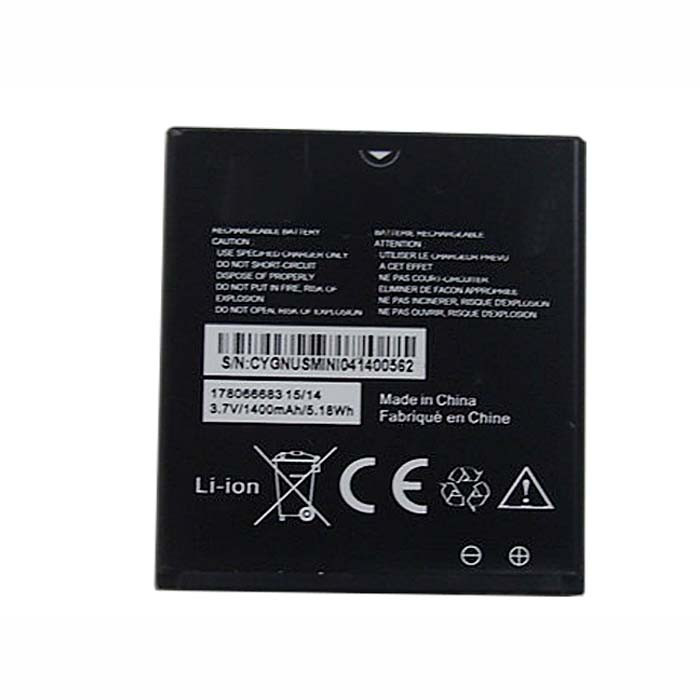 178066683 Battery 1400mAh 3.7 DVC Pack for MobiWire 178066683