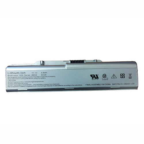 23-050430-00 SA20070-01-1020 Battery 4.8Ah 11.1V Pack for Twinhead 10D Series HASEE Elegance Q100  Q100C  Q100P Series
