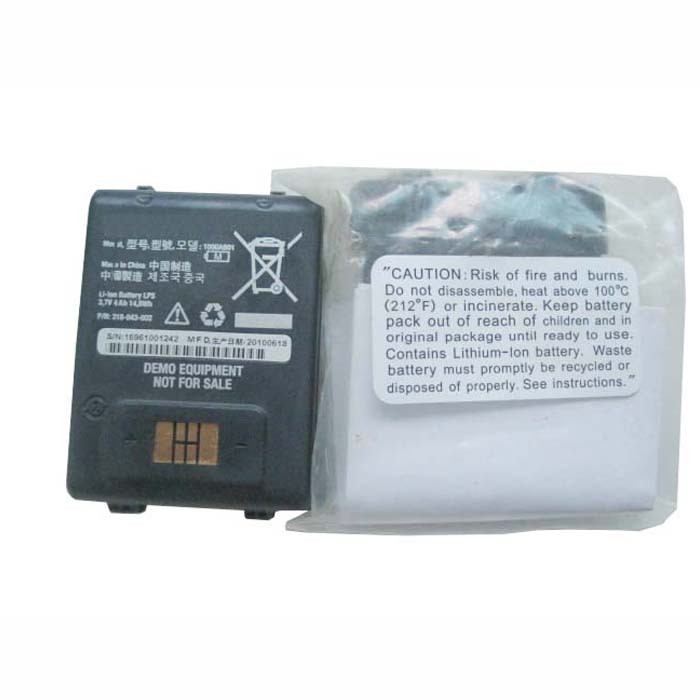 318-043-002 Battery 4000mAh/14.8wh 3.7V Pack for Intermec CN70/CN70E Scanner