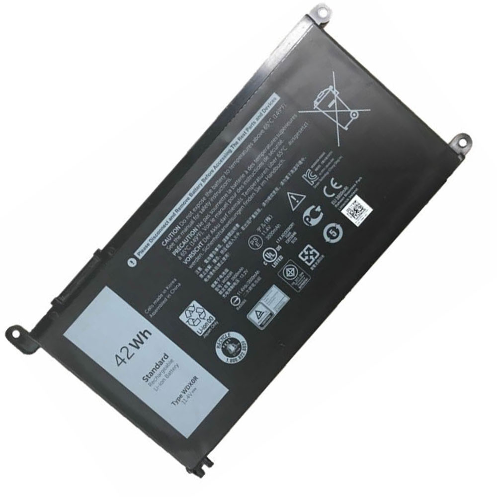 3CRH3 Battery 3500mAh/42Wh 11.4V Pack for Dell Inspiron 13 7368 15 5568 15 7000 7560