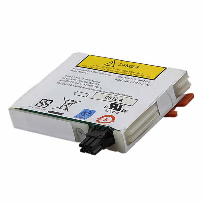 44V4145 Battery 3.7Ah 13.3Wh 3.6V Pack for IBM 74Y5667 5679 57B7 P6 520 raidcard Cache
