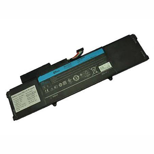 4RXFK C1JKH Battery 69Wh/8Cell 14.8V Pack for Dell XPS 14 L421X Ultrabook series