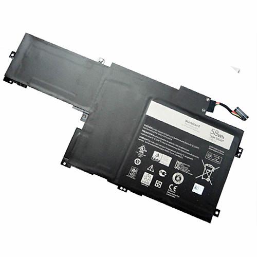 P42G C4MF8 5KG27 Battery 58WH 7.4V Pack for Dell Inspiron 14-7437 Series