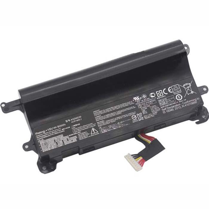 A42N1520 Battery 90WH 15V Pack for ASUS ROG GFX72 ROG G752VY