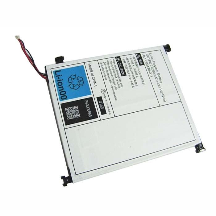 AL1-003136-001 Battery 24WH/6360MAH 3.7V Pack for NEC AL1-003136-001 Tablet