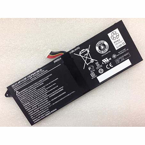AP11C8F Battery 24wh/6700mah 3.7V Pack for Acer Tablet 1ICP5/67/90-2