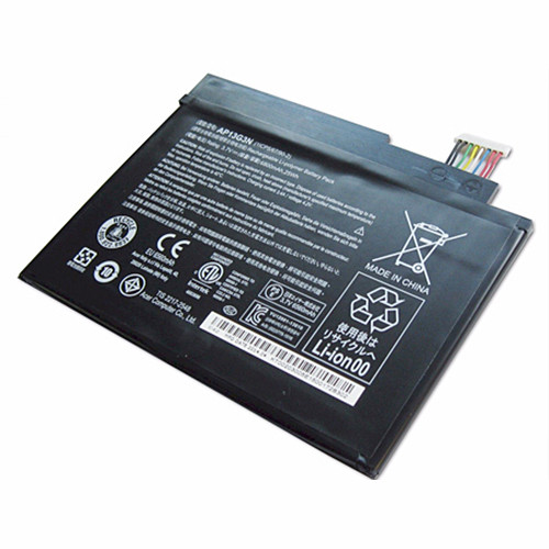 AP13G3N Battery 25WH/6800mah 3.7V Pack for Acer Iconia W3-810 W3-810P Tablet