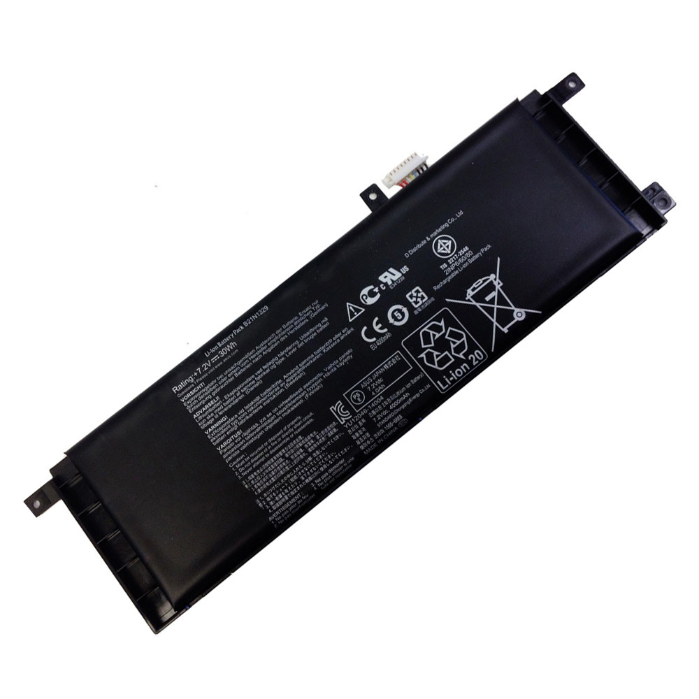 B21N1329 Battery 4000mAh 7.2V Pack for ASUS D553M F553M P553 P553MA X453