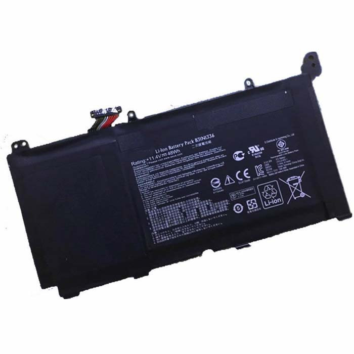 B31N1336 Battery 48Wh 11.4V Pack for Asus VivoBook S551 R553L R553LN S551LN-1A