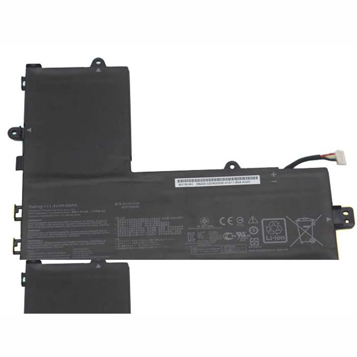 B31N1536 Battery 48Wh 11.4V Pack for ASUS TP201SA TP201SA-3K