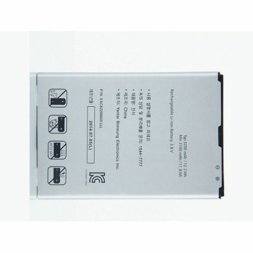 BL-47TH Battery 3200mAh 3.8V Pack for LG Optimus G Pro 2 LG-F350K F350S F350L D837