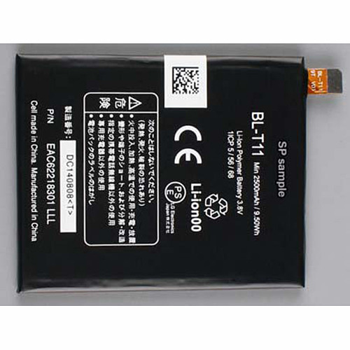 BL-T11 Battery 2500mah 3.8V Pack for LG L22 isai BL-T11 BLT11