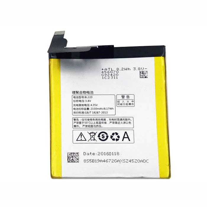 BL220 Battery 2150mAh 3.8V Pack for Lenovo S850 S850T +Tools
