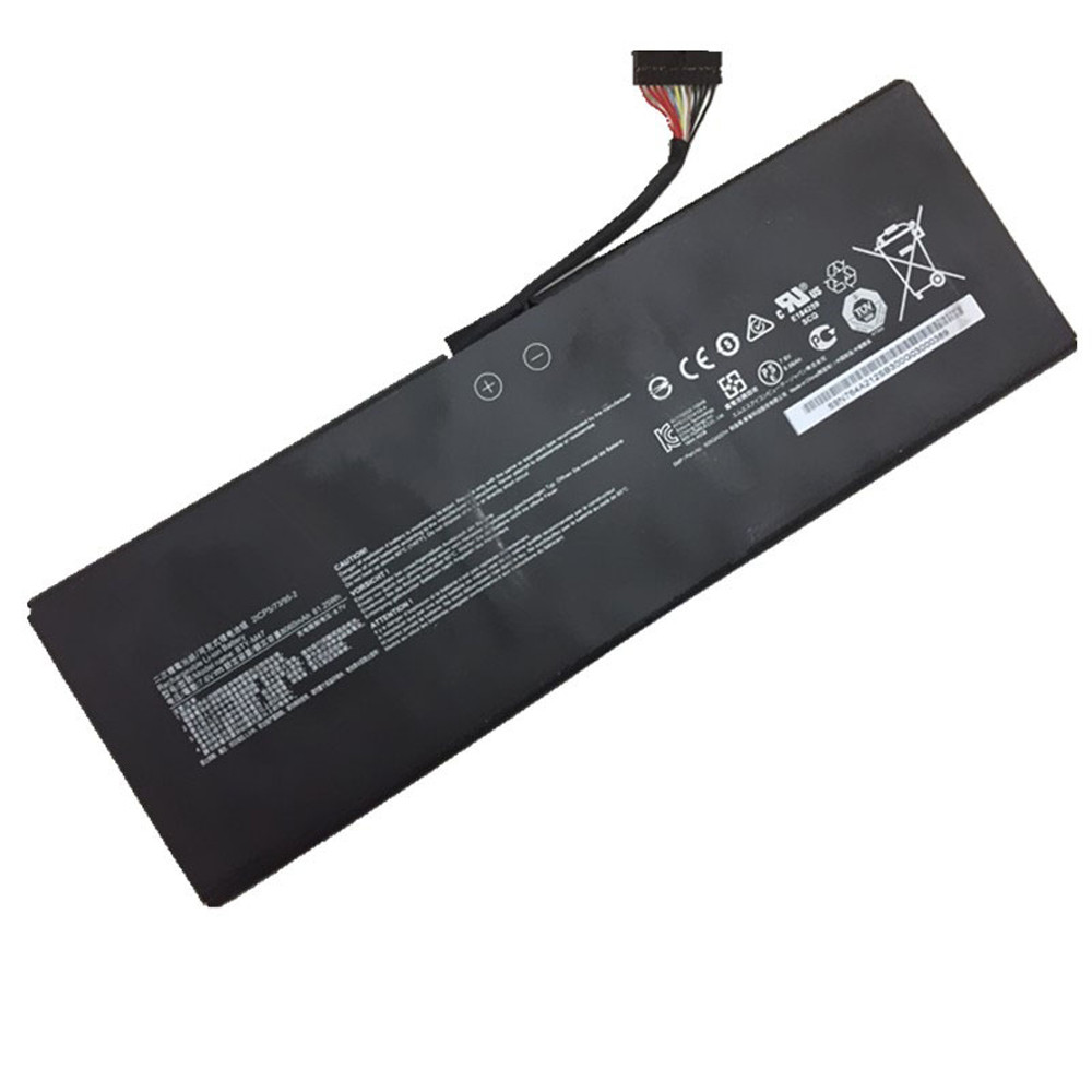 BTY-M47 Battery 8060mAh/61.25W 7.6V  Pack for MSI GS40 GS43VR 6RE GS40 6QE