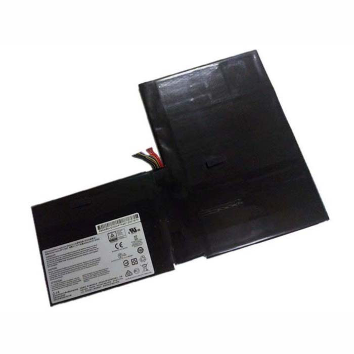 BTY-M6F Battery 4640mAh/52.89WH 11.4V Pack for MSI GS60 Series Laptop Official