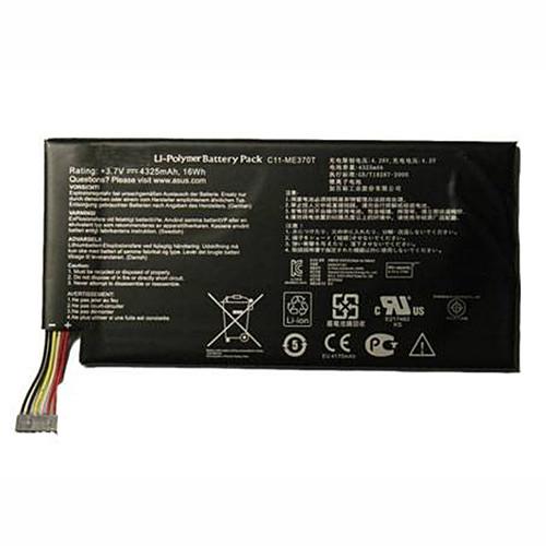 C11-ME370T Battery 4325mAh/16Wh 3.7V Pack for ASUS GOOGLE NEXUS 7 8GB