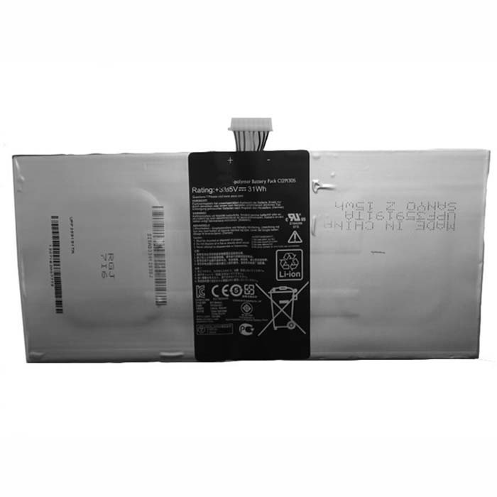 C12P1305 Battery 31wh 3.8v Pack for ASUS Transformer Pad TF701T K00C Tablet