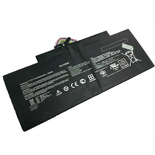 C21-TF201X TF2PT91 TF2PTC3  Battery 2940mAh/22wh 7.5V Pack for Asus TF300 TF300T 7.5V 22W TESTED