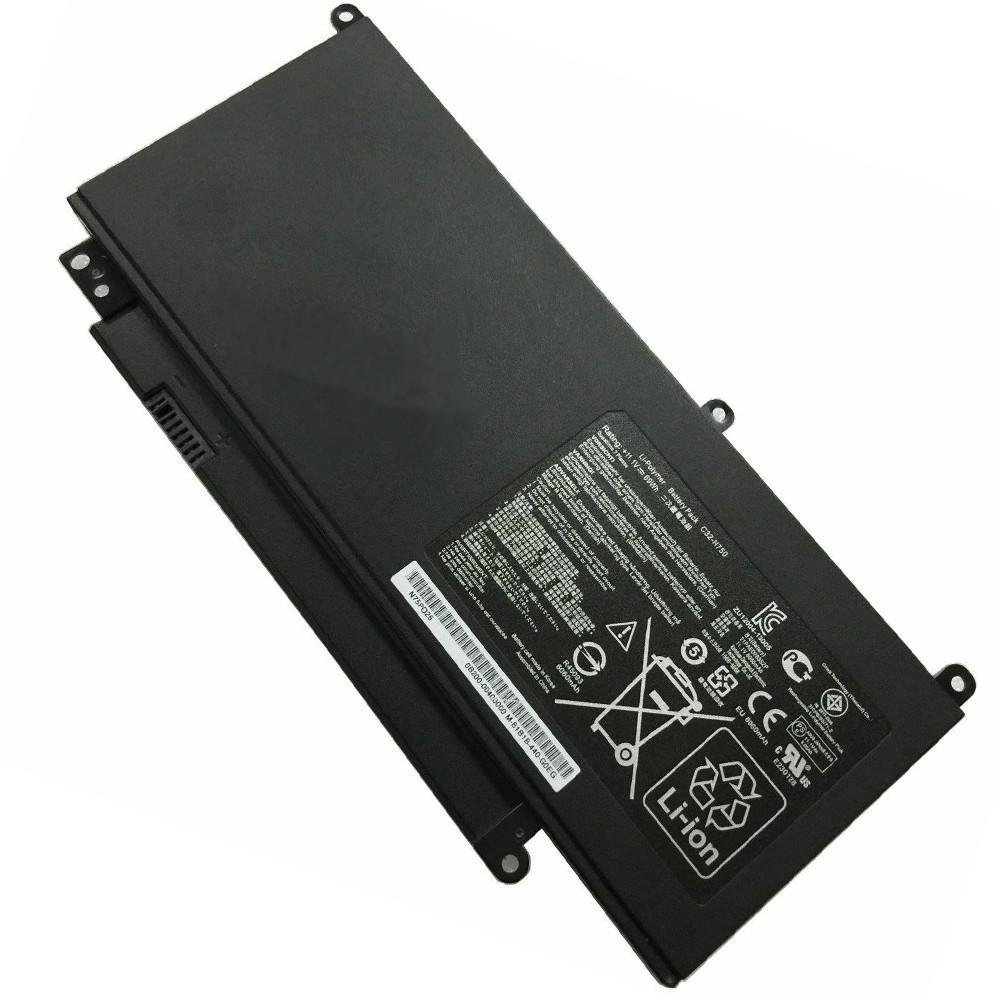 C32-N750 Battery 69Wh 11.1V Pack for Asus N750 N750JV N750 N750JK series