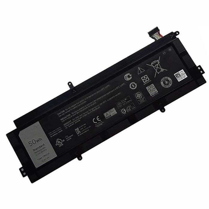 CB1C13 Battery 50Wh 11.4V Pack for Dell Chromebook 11 1132N 01132N