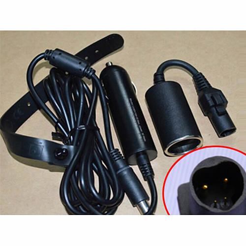 DELL 3.34A AC Adapter for Dell Latitude E6520 E6530 E7240 E5540 E6230 E6410 E6420 DC Car Charger 19.5V(Compatible 65W)