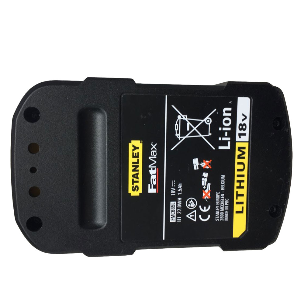 FMC685L Battery 1.5Ah/27WH 18V Pack for Stanley FatMax