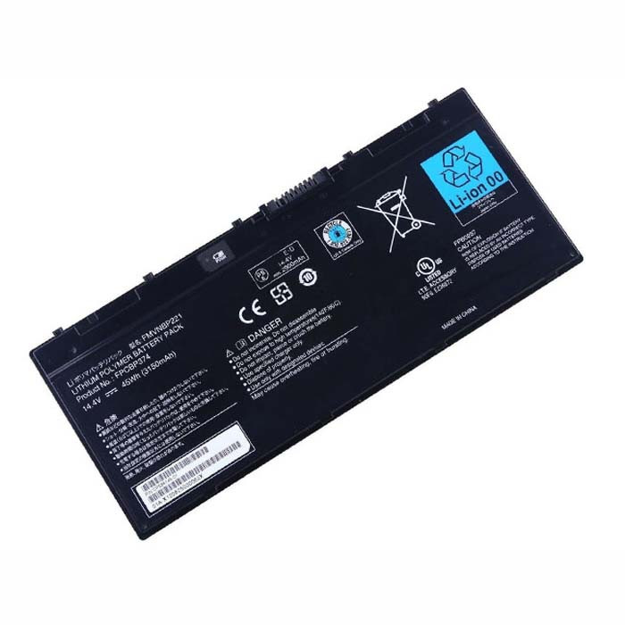 FPCBP374 FMVNBP221 Battery 45Wh/3150mAh 14.4V Pack for Fujitsu Stylistic Quattro Q702