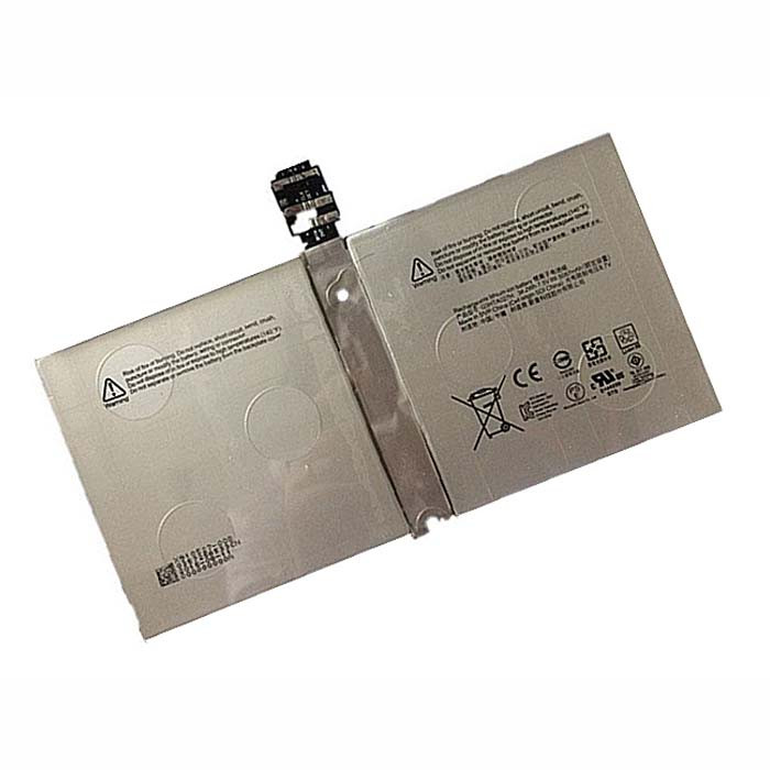 G3HTA027H Battery 5087mAh/38.2Wh 7.5V Pack for Microsoft Surface Pro 4 Tablet