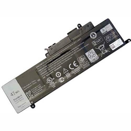 GK5KY 4K8YH Battery 43WH/3950mAh 11.1V Pack for DELL Inspiron 13 7347 Series