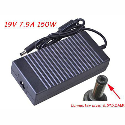 ASUS ASUS LAPTOP AC ADAPTER AC Adapter for ASUS LAPTOP AC ADAPTER CHARGER 19V 7.9A POWER CORD 150W 19.5V  7.9A  150W