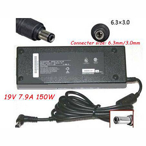 GATEWAY M350 M675 AC Adapter for 19V 7.9A 150W New AC Adapter For Gateway M675 / M350WVN Laptop PA-1161-06  6500878 19V 7.9A  150W