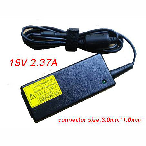 ASUS  AC Adapter for New 19V 2.37A Power Charger AC Adapter ASUS Zenbook UX21 UX21E UX31 UX31E 45W 19V  2.37A 1-45W