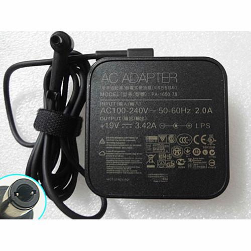 ASUS PA-1650-78 ADP-65GD B AC Adapter for Asus X550LB-NH52 R33030 N17908EXA1208UH EXA1208EH 19V-3.42A 65W