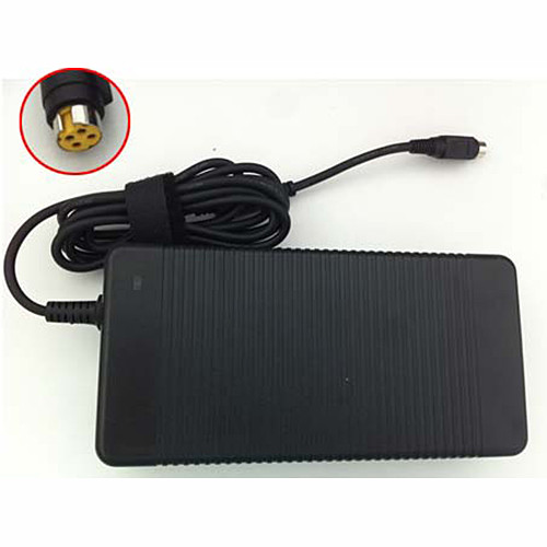 CLEVO 230W 19.5V 11.8A  AC Adapter for Clevo P170SM-A P177SM-A X811 X711 Gaming  19.5V 11.8A  230W