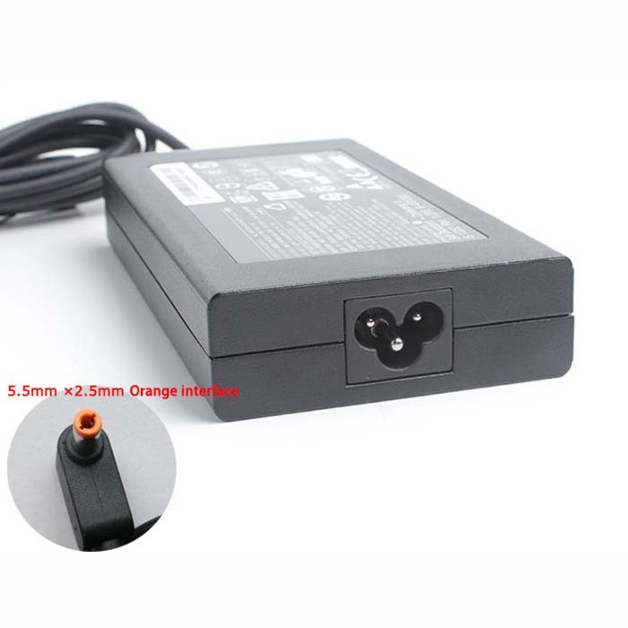 ACER KP.13501.004 AC Adapter for Acer Aspire L100 L310 L320 L3600 L460G 19V 7.1A  135W