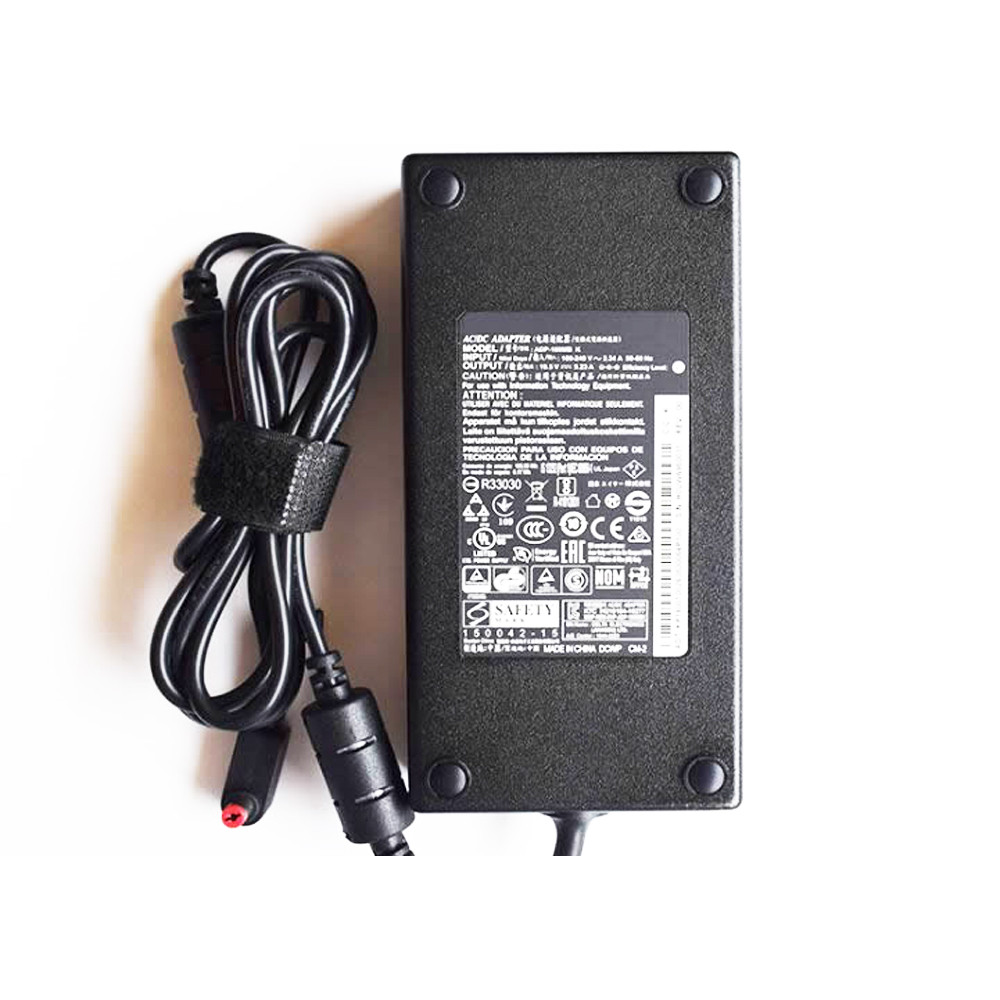ACER 180W 19.5V 9.23A AC Adapter for Acer Predator 15 G9-591-74KN Charger 19.5V 9.23A 180W