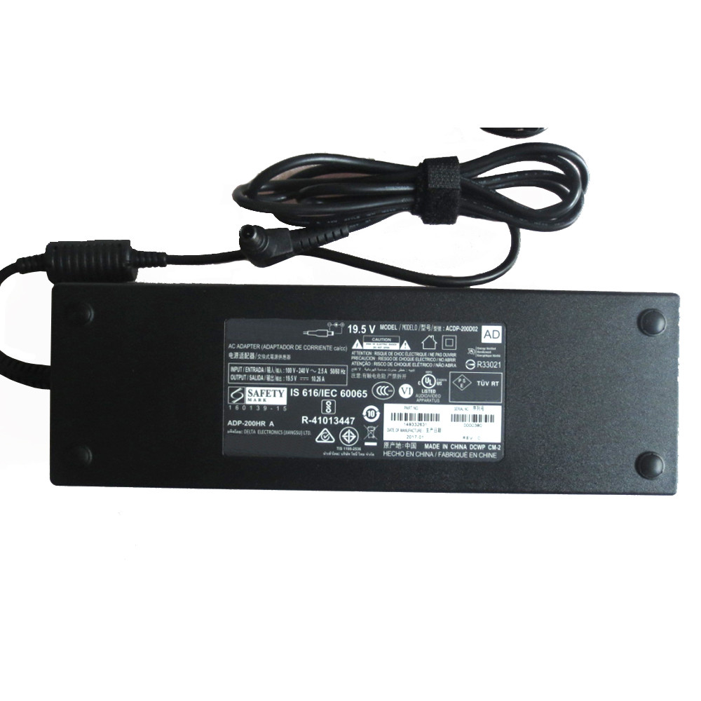 SONY ADP-200HR A AC Adapter for SONY LCD TV 19.5V 10.26A  200W