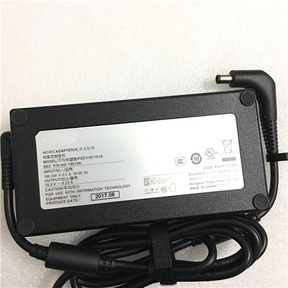 SAMSUNG PA1181-96 ac adapter for  Samsung 19.5V 9.23A PSCV181101 AD-18019A 19.5V 9.23A /180W