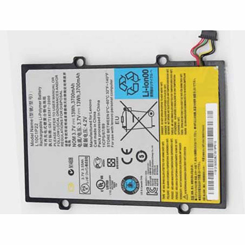 Lenovo Idepad A1 A1-07 Tablet Battery 13.69wh/3700mah 3.7V Pack for 121001229 L10C1P22 H11GT101A