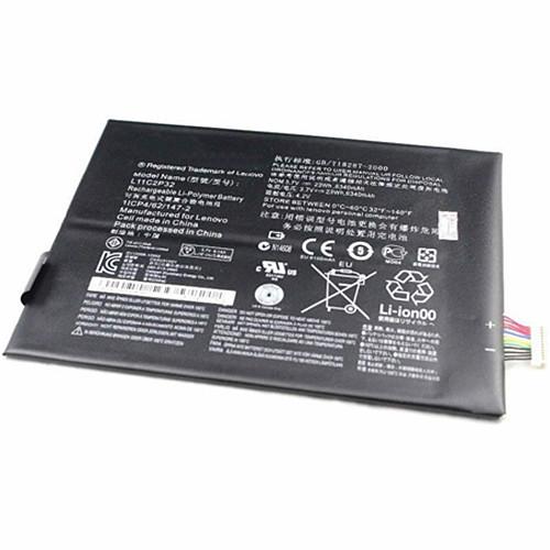 L11C2P32 Battery 6340mAh/2-Cells 3.7V  Pack for Lenovo 3.7V 2cells Li-Polymer S6000 S6000-F
