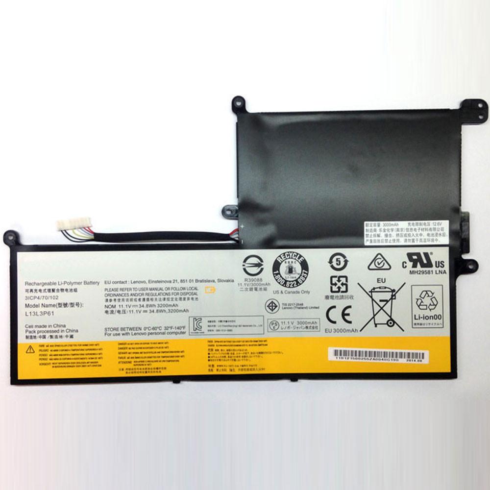 L13L3P61 Battery 34.8Wh/3200MAH 11.1V Pack for  Lenovo Chromebook N20P Series
