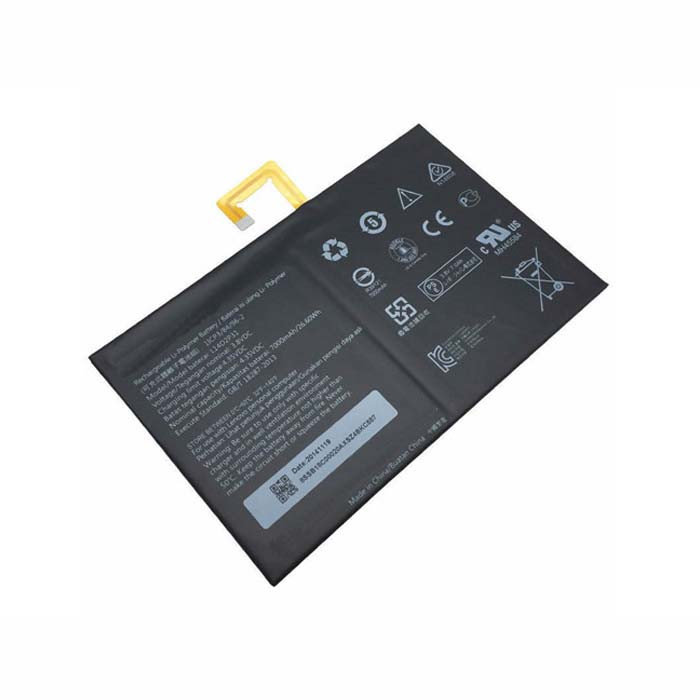 L14D2P31 Battery 7000mAh/26.60wh 3.8V Pack for Lenovo Tab 2 X30F X30M A10-70F