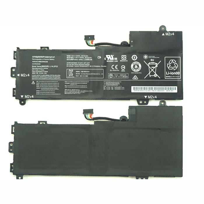 L14L2P22 L14M2P24 Battery 4160MAH/35WH 7.6V Pack for Lenovo U30 U31-70 E31-70 E31-80