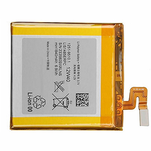 LIS1485ERPC Battery 1840mAh 3.7V Pack for Sony 4 Xperia Ion LT28i LT28 LT28at LT28h Aoba