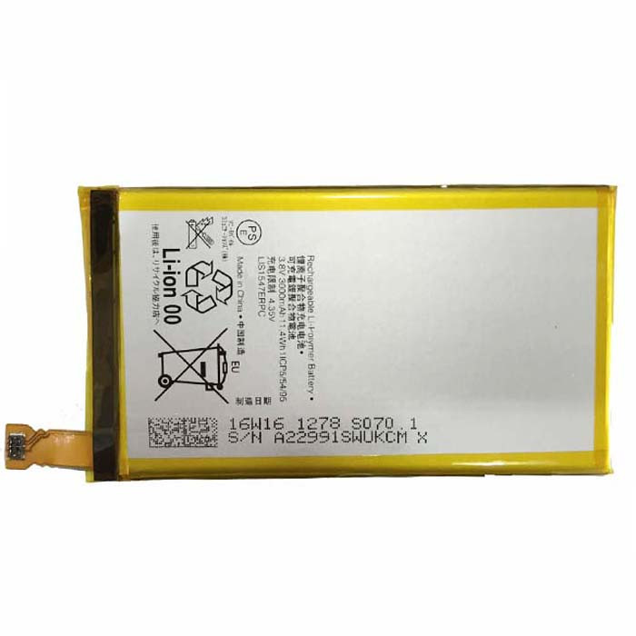 LIS1547ERPC Battery 3000mAh 3.8V Pack for SONY Z2A Z2 MINI ZL2 SOL25 D6563 Z2MINI