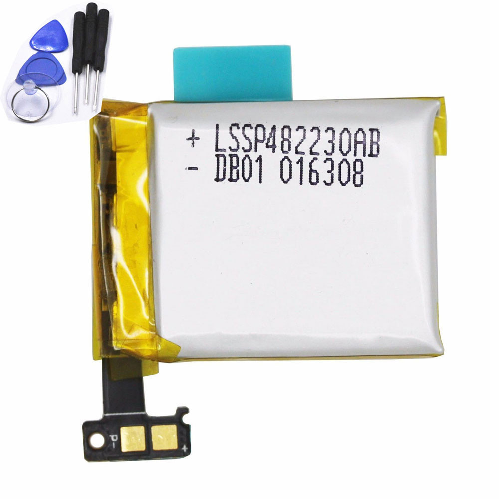 LSSP482230AB Battery 315mah 3.7V Pack for SAMSUNG Galaxy Gear 1 SM-V700