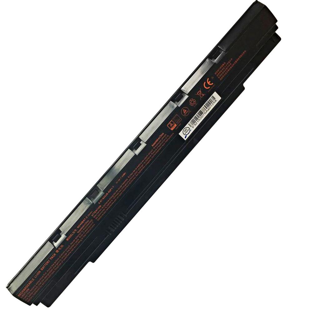 N240BAT-3 Battery 32Wh 11.1V (not Compatible 10.8V or 11.1V) Pack for CLEVO N240/N241/BU/JU/LU/PU